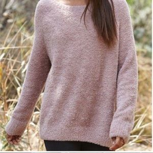 Pacsun Rose Colored Sweater